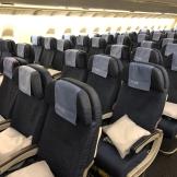 United Airlines Transatlantic flight in Economy Plus – Aviation Studio